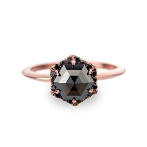 black diamond rings for sale