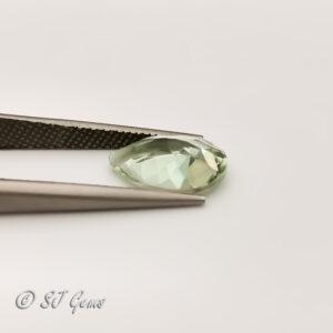 Green Amethyst 1.82ct Pear