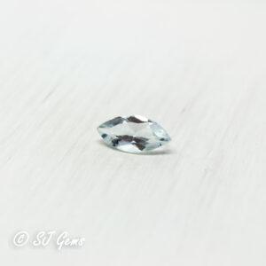 Aquamarine 0.42ct Marquise