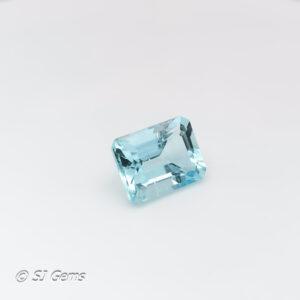 Aquamarine 2.16ct Octagon