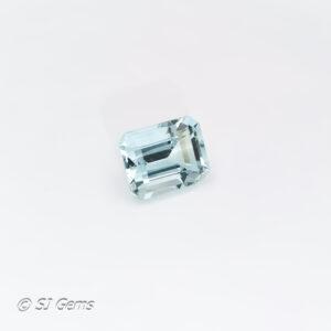 Aquamarine 1.95ct Octagon