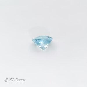 Aquamarine 1.43ct Cushion