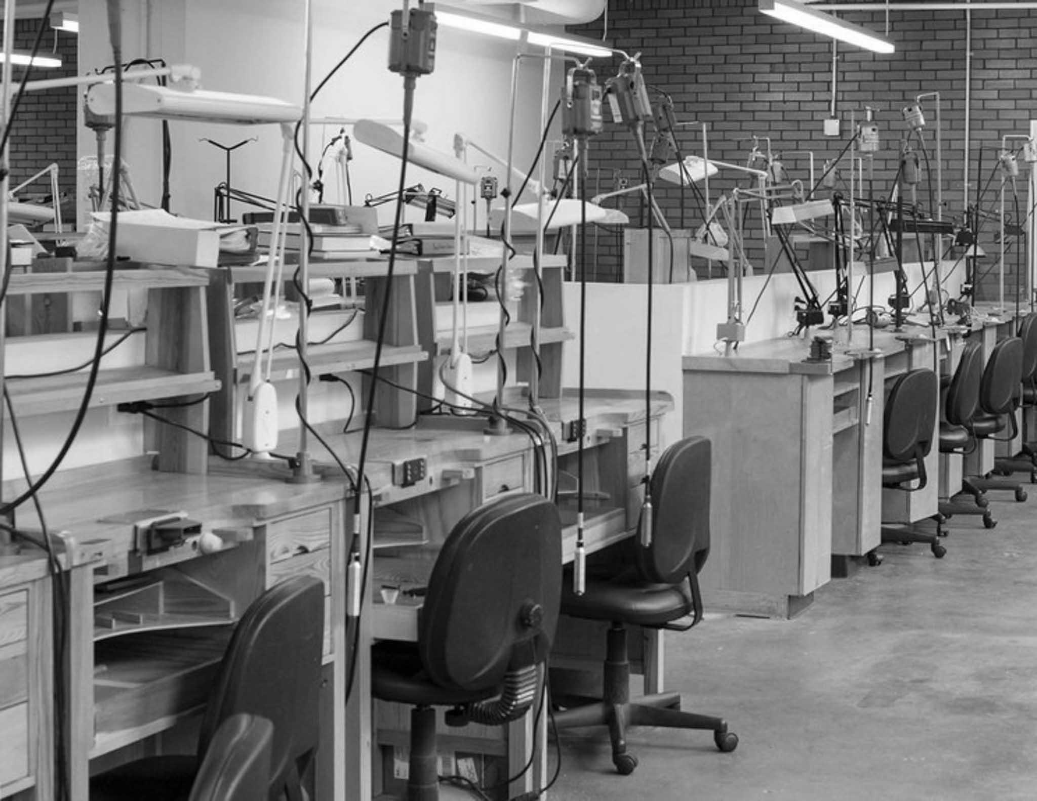 Jewellery making factory 2