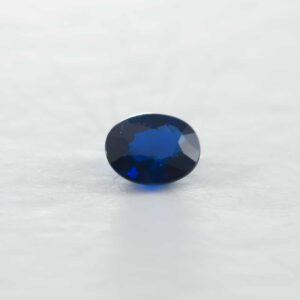 Blue Sapphire 0.40ct Oval