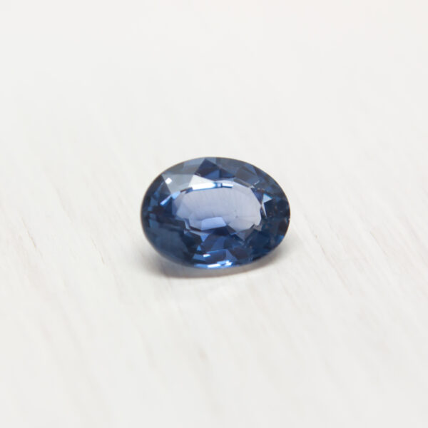 Blue Sapphire 1.53ct Oval