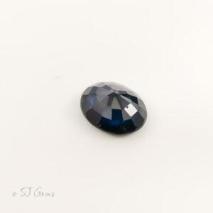 Diffusion Blue Sapphire 2.71ct