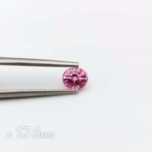 Pink Sapphire 0.63ct Oval