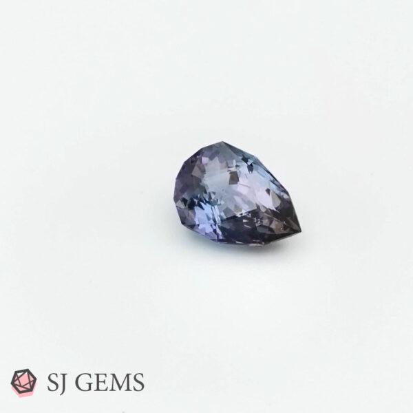 Tanzanite 1.92ct Pear