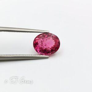 Pink Tourmaline 1.79ct Oval